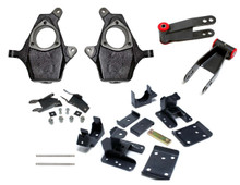 2015-2016 GMC Sierra Denali 1500 2wd Premium 2/4 Drop Kit - 34140MR