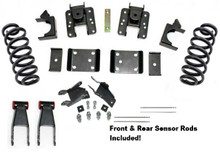 "2015-2018 GMC Sierra Denali 1500 W/ Magneride 4wd Premium 2/4""  or 2/5"" Drop Kit - 34150MR"