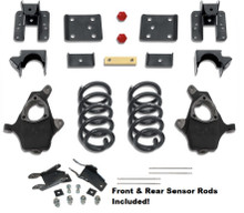"2015-2016 GMC Sierra Denali 1500 2wd Premium 3/5""  or 3/6"" Drop Kit - 34140MR"