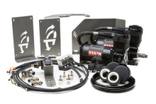 2007-2018  Jeep JK  UpDownAir Compressor Add On Kit W/ Dual VIAIR Black Compressors  - 12-2717-B