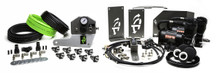 2007-2018  Jeep JK  UpDownAir 4 ADS System Front Controller W/ Dual Black VIAIR Compressors   - 12-2077-B