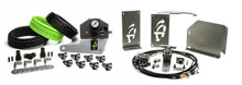 2007-2018  Jeep JK  UpDownAir 4 ADS System Front Controller W/ Dual VIAIR Compressor Mounts  - 22-2079