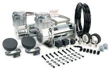 UpDownAir VIAIR 400c Compressor Chrome Dual Pack   - 40013