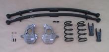 """4/6"""" Chevy & GMC Truck  Lowering Kit 07-10"""