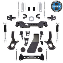 "2011-2018 GM 2500HD Pro Comp 6-8"" Adjustable Lift Kit - Pro Comp K1085B"
