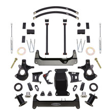 "2014-2016 GM 1500 w/ Factory Steel Suspension 4"" Lift Kit - Pro Comp K1158B"