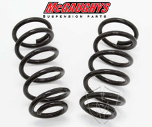 """2007-2018 GMC Sierra 1500 Extended Cab Front 2"""" Drop Coil Springs - McGaughys 34038"""
