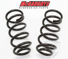 """2007-2018 Chevy & GMC 1500 Truck Reg. Cab Front 2"""" Drop Coil Springs - McGaughys 34042"""