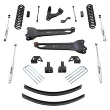 """2011-2016 Ford F-350 & Dually 4wd Diesel Pro Comp 8"""" Stage 2 Lift Kit - 2011-2016 Ford F-250 4wd Diesel Pro Comp 8"""" Stage 2 Lift Kit - Pro Comp K4186B"""