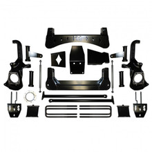 "2011-2019 Chevy & GMC 2500HD Diesel 7-9"" Full Throttle Lift Kit - 46104"