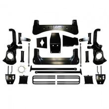 "2011-2019 Chevy & GMC 2500/3500HD & Dually 7-9"" Full Throttle Lift Kit"