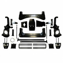"2011-2019 Chevy & GMC 2500/3500HD & Dually 7-9"" Full Throttle Lift Kit"