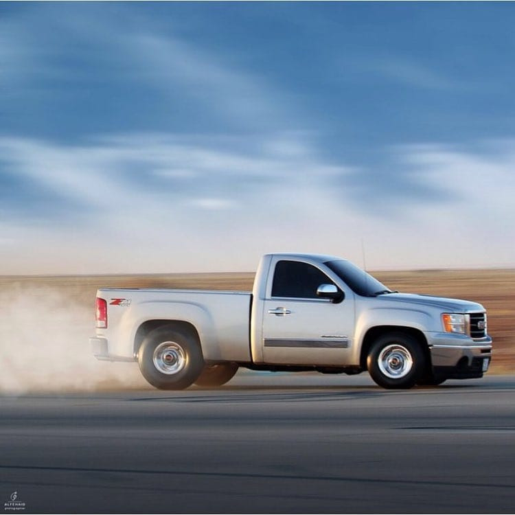 2007 2018 Chevy Gmc 1500 4 4 Drop Kit Uae Style 34440