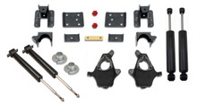 2007-2013 Chevy & GMC 1500 2wd/4wd Adjustable 3/5, 4/6 & 5/7 Premium Drop Kit - K34070