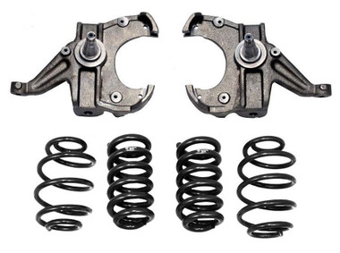"1963-1972 Chevy & GMC C-10 5/5"" Premium Drop Kit - Pro Suspension 6372C1055"