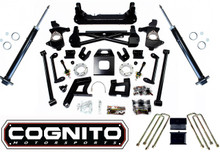 "2007-2013 Chevy & GMC 1500 7-9"" Adjustable Complete Cognito Lift Kit"
