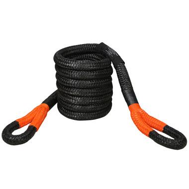 """1-1/2"""" X 30' Big Dog Rope 63K Lb Bs - Bulldog Winch 20314"""
