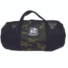 "Storage Bag, Camo Mesh Duffle, 26L X 10""D - Bulldog Winch 20337"