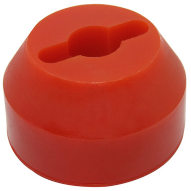 Polyurethane Hook Stopper Truck Red - Bulldog Winch 20344