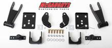 "Rear Lowering Kit 4.5"" Dodge Ram 02-08"