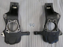 """2019 Chevy & GMC 1500 2wd/4wd 2"""" Drop Spindles - McGaughys 34209"""