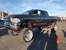 "2013-2019 Dodge Ram 3500 4wd 10"" Premium Lift Kit (4-Link) - McGaughys 54356"
