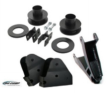 2017-2021 Ford F250/350 & Dually Premium Ride Leveling Kit - Pro Comp K622458D