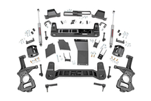 """2019-2022 Chevy Silverado1500 2wd/4wd 6"""" Lift Kit - Rough Country 21730"""