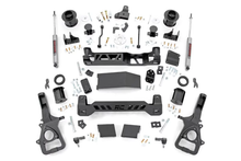 """2019-2022 Dodge Ram 1500 4wd 6"""" Lift Kit - Rough Country 33430"""