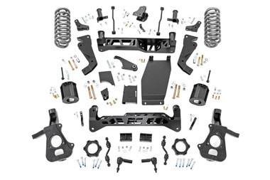 """2015-2020 GM SUV W/O Magneride 6"""" Lift Kit - Rough Country 16330"""