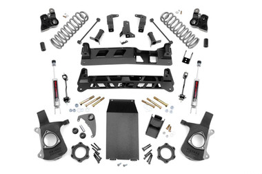 """2001-2006 GM SUV 2wd/4wd 6"""" NTD Lift Kit - Rough Country 27920"""