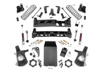 "2001-2006 GM SUV 2wd/4wd 6"" NTD Lift Kit - Rough Country 27920"