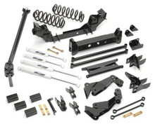"2000-2006 GM SUV 4wd No Ride Control 6"" Lift Kit - Pro Comp K5072B"