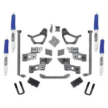 "1986-1995 Toyota Pickup and 1986-1989 4 Runner 4"" Stage II Lift Kit w/ 2.5"" Wide Rear U-Bolts - Pro Comp K5055B"