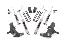 "1988-1998 Chevy & GMC C1500 2wd 4"" Lift Kit - Rough Country 231N2"