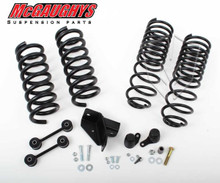 "Lowering Kit 2""/4"" Dodge Ram 2009-2017 McGaughys 44051"
