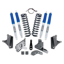 "1990-1996 Ford F-150 2wd 4"" Stage I Lift Kit (Extra Cab) – Pro Comp K4102B"