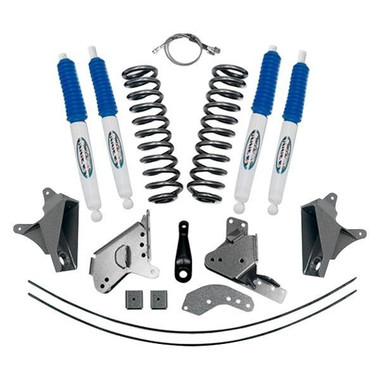 "1981-1989 Ford Bronco 4wd 6"" Stage I Lift Kit – Pro Comp K4077B"