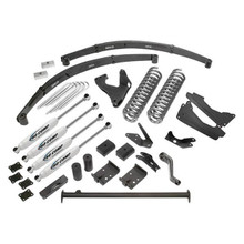 "2005-2007 Ford F-250 & F-350 4wd Diesel Engine 6"" Stage I Lift Kit – Pro Comp K4037B"