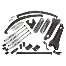 "2005-2007 Ford F-250 & F-350 4wd V10 Gas Engine 6"" Stage II Lift Kit – Pro Comp K4032B"