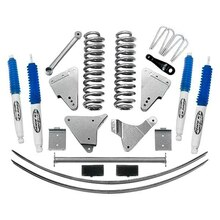 "1999-2004 Ford F-250/F-350 2wd Diesel 6"" Lift Kit w/ Rear Add-A-Leaf - Pro Comp K4021B"