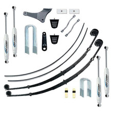 """1998-1999 Ford F-250 & F-350 4wd 4"""" Lift Kit For V10 Gas & Diesel Engines  – Pro Comp K4014B"""