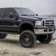 "Pro Comp K4013B 4"" Lift Kit w/ Rear Add-A-Leaf  Installed On A 1999-2004 Ford F-250/F-350 4wd"