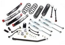 "2007-2016 Jeep Wrangler JK4DR All Models& 2DR RUBICON Stage II 4wd 4"" Lift Kit - Pro Comp K3090BRH"