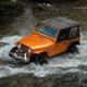 "Pro Comp K3075 2.5"" Lift Kit Installed On A 1976-1981 Jeep Wrangler CJ w/ AMC 20 Rear Axle"