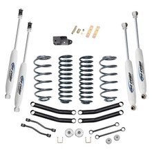 "2004-2006 Jeep Wrangler LJ 4wd 4"" Stage I Lift Kit - Pro Comp K3084B"