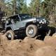"""Pro Comp K3062B 4"""" Lift Kit Installed On A 1987-1996 Jeep Wrangler YJ"""