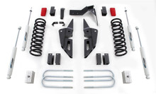"2013-2018 Dodge RAM 3500 4wd Diesel Stage I 4"" Lift Kit – Pro Comp K2089B"