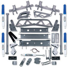 "1993-1999 GM K2500 4wd w/ Cast Lower Arms 6"" Lift Kit - Pro Comp K1044B"