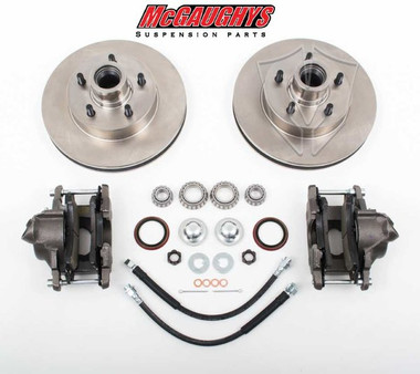"5-Lug 12"" Rotor Kit Chevy Truck"